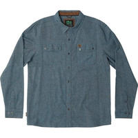 HIPPY TREE LEADBETTER FLANNEL Blue