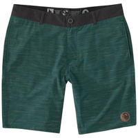 HIPPY TREE TULSA HYBRID SHORT Teal