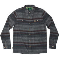 HIPPY TREE SANTIAGO FLANNEL Grey