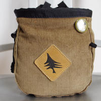 HIPPY TREE SCOUT CHALK BAG BROWN