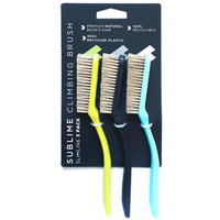 SUBLIME CLIMBING Slimline Climbing Brush - 3 Pack