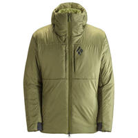 BLACK DIAMOND STANCE BELAY PARKA - MEN'S Cargo