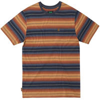 HIPPY TREE COLD CREEK KNIT TEE Heather Blue
