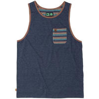 HIPPY TREE GAVIOTA TANK Heather Navy