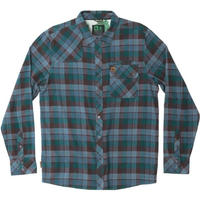 HIPPY TREE GORMAN FLANNEL Blue