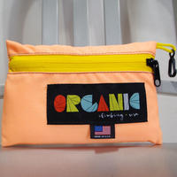 ORGANIC CLIMBING Diffy Bag  Peach X Yellow