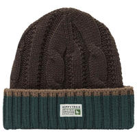 HIPPY TREE PONTIAC BEANIE Brown