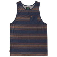 HIPPY TREE LEXINGTON TANK Heather Navy