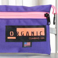ORGANIC CLIMBING Big Diffy Bag Purple x Pink