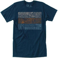 HIPPY TREE LOGSTACK TEE Navy
