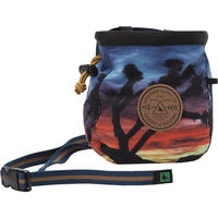 HIPPY TREE INDIO CHALK BAG Black