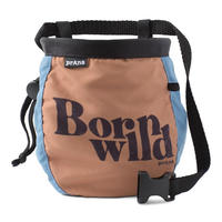 PRANA GRAPHIC CHALK BAG WITHE BELT Born Wild