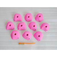 TEKNIK HAND HOLDS Geeks Set2 Neon Pink