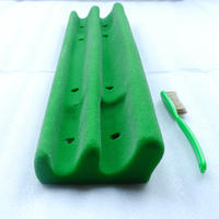 ROCK CANDY  The Basic Board Dark Green 16-13