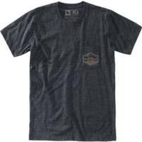HIPPY TREE CHEROKEE TEE HEATHER CHARCOAL