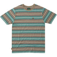 HIPPY TREE FLATIRONS KNIT TEE Heather Natural