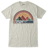 HIPPY TREE SUNBELT TEE Heather Natural