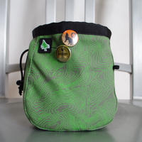 HIPPY TREE TERRAIN CHALKBAG GREEN