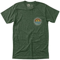 HIPPY TREE COMMUNITY TEE HEATHER FOREST