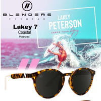Blenders Eyewear COASTAL  Lakey 7 Black  POLARIZED