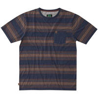 HIPPY TREE LEXINGTON TEE Heather Navy