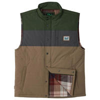 HIPPY TREE VANCOUVER VEST Tan