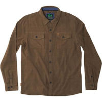 HIPPY TREE MITCHELL FLANNEL Brown