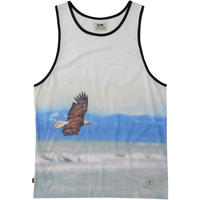 HIPPY TREE WINGSPAN TANK White