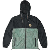 HIPPY TREE EL CAP WINDBREAKER Black