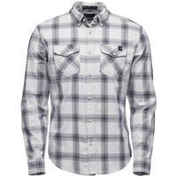 BLACK DIAMOND LONG SLEEVE BENCHMARK SHIRT MENS Alloy