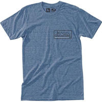HIPPY TREE HIGHLAND TEE Heather Blue