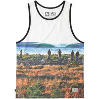 HIPPY TREE MARTITIME TANK WHITE