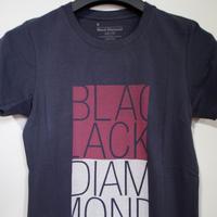 BLACK DIAOND S/S BLOCK TEE WOMENS