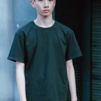 "SANTOWN ""01""  T-SHIRTS  -BLACK-"