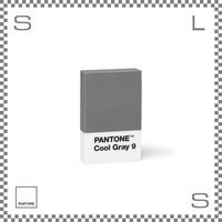 PANTONE パントン 消しゴム グレー W65/D40/H15mm けしごむ イレーザー デンマーク