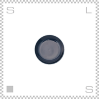 Common コモン プレート 120mm ネイビー Φ120/H18mm 波佐見焼 日本製