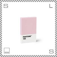PANTONE パントン カードホルダー ライトピンク 95×60×11mm 名刺入れ カードケース