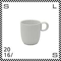 2016/ Leon Ransmeier レオン ランスマイヤー マグカップ ホワイト 300ml Φ80/W115/H86mm マグ 有田焼 日本製