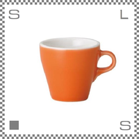 ORIGAMI オリガミ ラテカップ オレンジ 8oz 250cc コーヒーカップ バリスタが設計 日本製