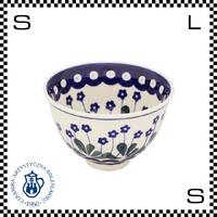 Ceramika Artystyczna ツェラミカ アルティスティチナ No.377Y ライスボウル Φ10.8/H7cmストーンウェア オーブン可 ハンドメイド ポーランド製