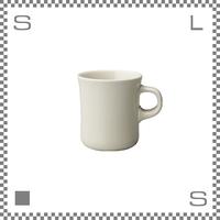 キントー SCS スローコーヒースタイル マグ 250ml ホワイト マグカップ