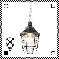 アートワークスタジオ Mazeran マゼランペンダント Sサイズ ブラック 電球なし Φ175/H310mm マリン風 ペンダントライト AW-0327Z-BK
