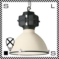 アートワークスタジオ Shelter シェルターペンダントライト 3灯モデル バター ブルックリンスタイル 電球なし Φ520/H585mm インダストリアル風 AW-0465Z-BU