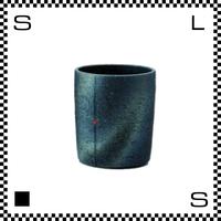 信楽焼 Cross クロス トールカップ 250ml Φ7.5/H8.5cm フリーカップ 湯呑み ハンドメイド 日本製