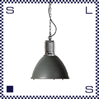 HERMOSA ハモサ BYRON バイロンランプ サックスグレー 1灯ランプ ペンダントランプ 西海岸風 インダストリアル