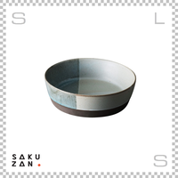 SAKUZAN サクザン Vill ヴィル ボウル Lサイズ Φ180/H53mm ラウンドボウル スープボウル 日本製
