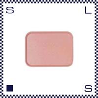 CAMBRO キャンブロ カムトレー スクエア Sサイズ ピンク 180×125mmトレー グラスファイバー製 アメリカ製