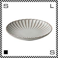 風雅 ふうが 丸皿 18cm 月白 ホワイト Φ185/H28mm 中皿 ラウンドプレート レトロカラー 日本製