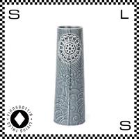 dottir ドティエ pipanella ピパネラ フラワーベース フラワー Sサイズ ブルー W5/H15.5cm 花瓶 陶器製 デンマーク製