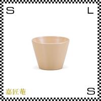十色の猪口 カップ 白 ホワイト Φ8/H6cm 漆カップ 漆塗装 ちょこ フリーカップ 小鉢 日本製